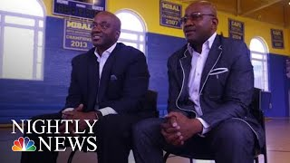 Longtime Friends Team Up To Mentor Washington D.C.'s At-Risk Youth | NBC Nightly News