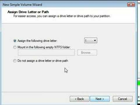How to Format a Hard Drive Using Windows Vista