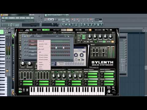 Sylenth1: How to make Basses on FL Studio