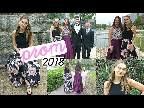 Prom Vlog 2018 // GRWM