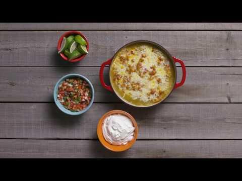 Wild Turkey Enchilada Bake | Cook with Cabela's