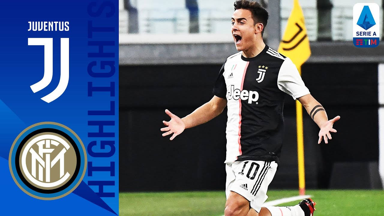 Juventus 2-0 Inter | Ramsey and Dybala Seal HUGE Derby win! | Serie A TIM
