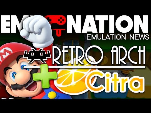 EMU-NATION: RetroArch gets 3DS Core plus many MORE!