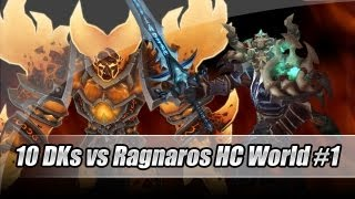 Death Knight solo: Full Forge of Souls HEROIC #Worldfirst