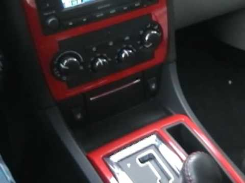 Auto Stick in Dodge Charger