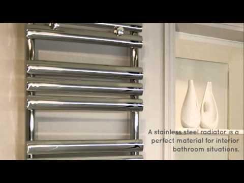 Livinghouse Stainless Steel Radiators & Towel Rails