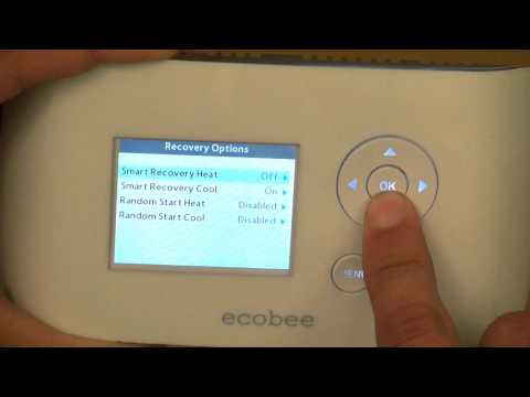 Save Energy and Stay Comfortable with Your ecobee Thermostat!