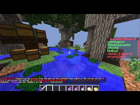 Minecraft Sky Wars #1 - Lag is lyfe