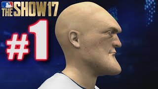SCARY NEW ROAD TO THE SHOW! | MLB The Show 17 | Road to the Show #1