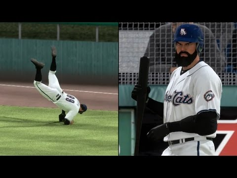 MLB 15 The Show - Road To The Show #5 - Minor Injury For BDDB