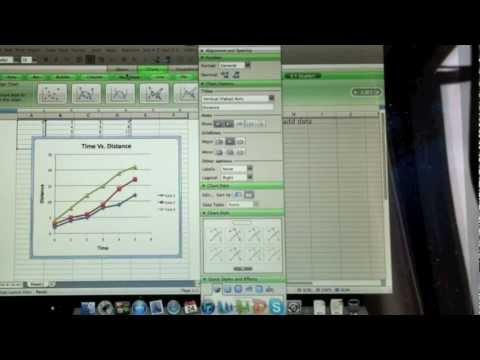 How to Make A Graph on Excel for Mac