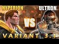 Download  Hyperion VS Ultron Variant 3.1 - Marvel Contest Of Champions MP3,3GP,MP4