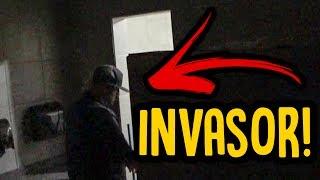 APARECEU O ROSTO DO INVASOR NA CAMERA !!! [ REZENDE EVIL ]