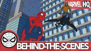 Spidey Harry Are Best Friends Marvels Spider man hobgoblin Parts One And Two Featurette