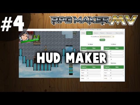 HUD Maker Tutorial #4 - Element Animation