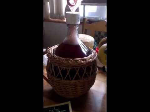 Homebrew cherry wine/cider?