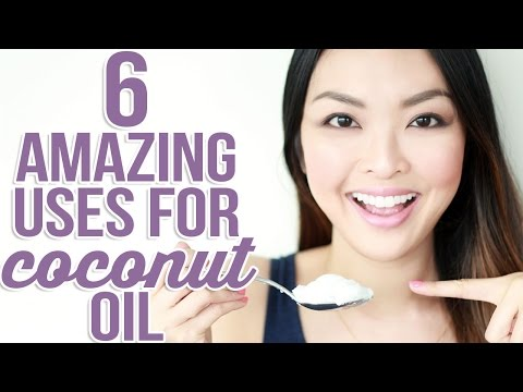 6 Amazing Uses For Coconut Oil!