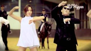 Gangnam style remix sexy and i know it