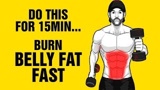 Belly Fat Destroyer Workout 11 - Burn Fat Fast - Sixpackfactory