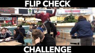 FLIP CHECK | Šílená challenge 🔥