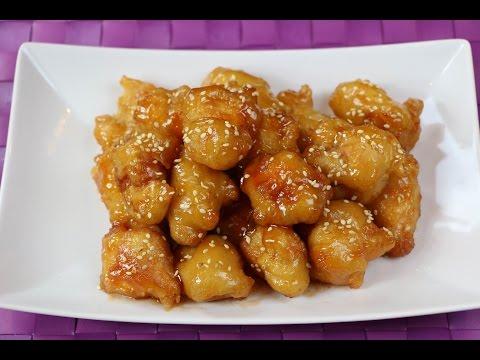 Crispy Honey Chicken Recipe - How to Make Honey Chicken