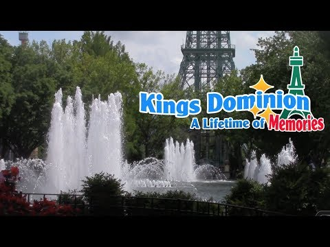 Kings Dominion: A Lifetime of Memories [Full Documentary]