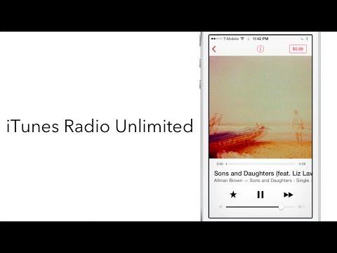 iTunes Radio Unlimited
