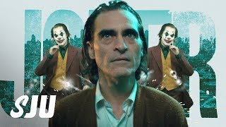 Let's Talk About The New Joker Trailer!   SJU