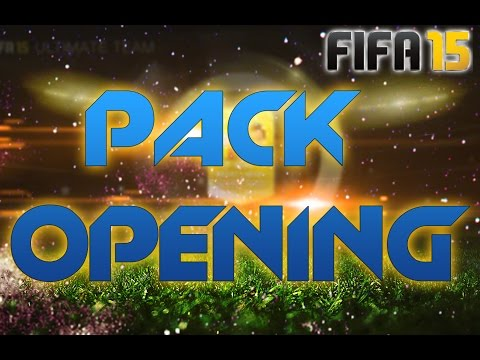 THE LUCK IS BACK!! | Fifa 15 Ultimate Team Pack Opening