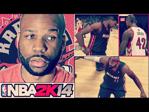 NBA 2K14 PS4 My Career Full Game - How to Make Your Team Play Better Defense