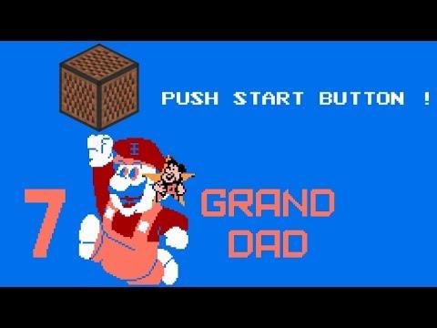 7 GRAND DAD (Flintstones) but it's in Minecraft Note Blocks