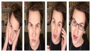 GregoryGORGEOUS: 40 EXPRESSIONS!