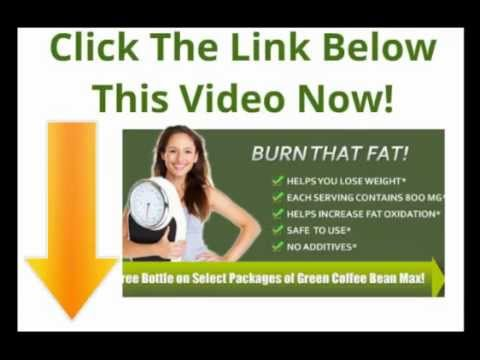 Pure Green Coffee Bean Extract 800 mg TRIAL BOTTLE!