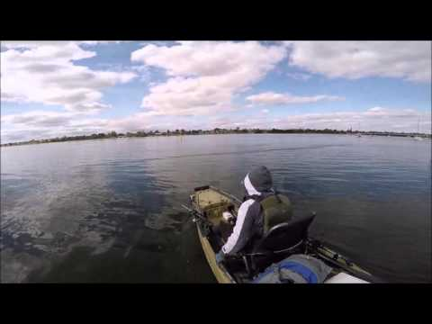 Trialling a Trolling Motor for the PA12 - Part 2