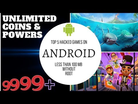 Top 5 Hacked Android Games Under 100 MB