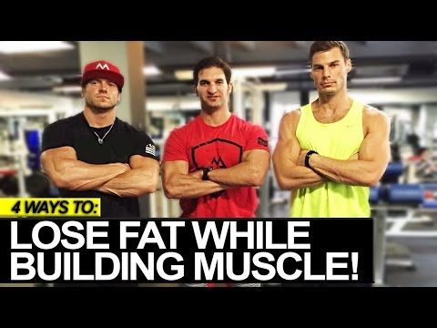 Gain Muscle Lose Body Fat At Same Time (4 TIPS MALE MODELS SWEAR BY)