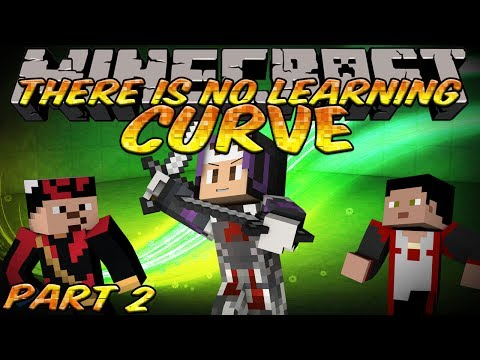 Minecraft THERE IS NO LEARNING CURVE Custom Map PART 2! - DEFUSING FAIL!