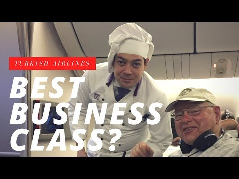 TURKISH AIRLINES - IS THIS THE BEST BUSINESS CLASS?