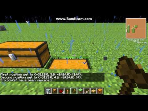 Minecraft 1.2.3 Triple Chest Glitch WORKS!!!