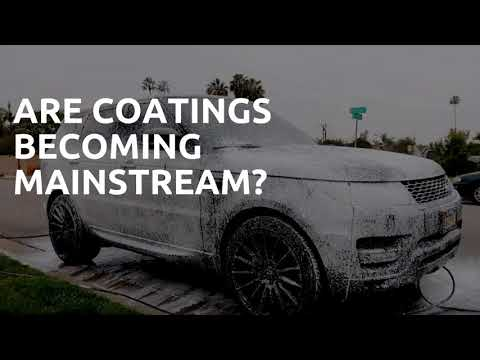 Daily Detail Tip: Are Coatings Becoming Mainstream?