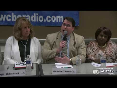 WCBC Radio |  Board of Education Forum | June 2018
