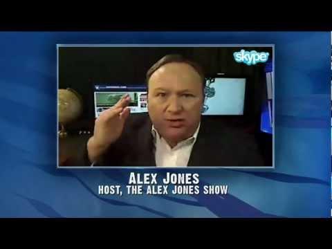 Alex Jones vs Cenk Uygur