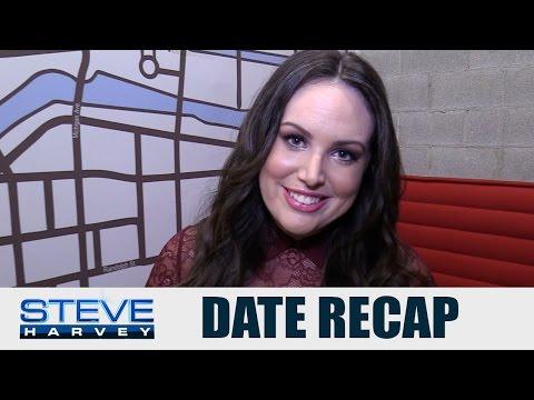 Curvy Girl Date Recap || STEVE HARVEY
