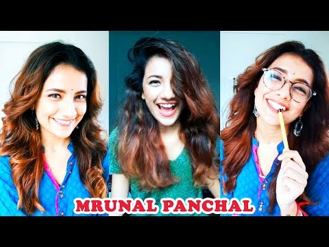 Xxx Mp4 NEW Mrunal Panchal Musical Ly Compilation 2018 The Best Musically Collection 3gp Sex