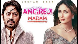 Angrezi Medium | Official Trailer | Irrfan Khan | Kareena Kapoor | Dinesh Vijan |AngreziMedium Movie