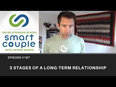 3 Stages of A Long-Term Relationship - SC 187