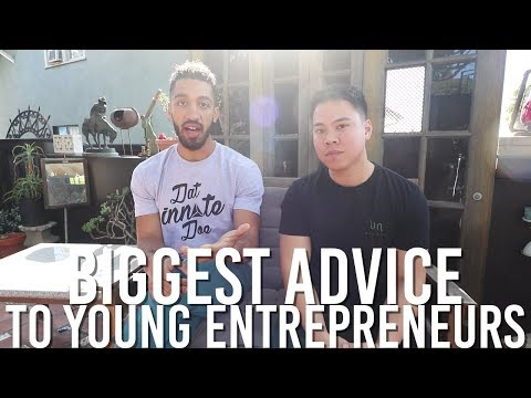 BIGGEST ADVICE TO YOUNG ENTREPRENEURS! SHORT INTERVIEW WITH MY MENTOR DANIEL DIPIAZZA!