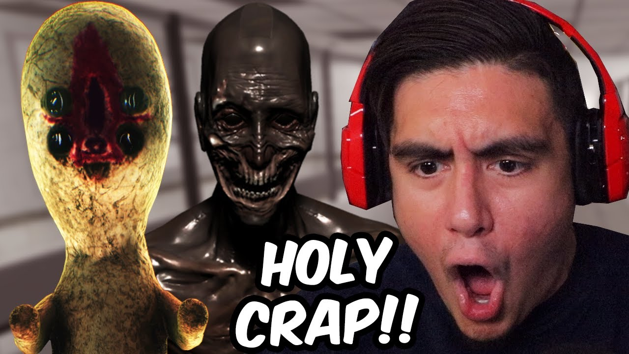 I Was Feeling Brave Again So I Played SCP CONTAINMENT BREACH (Instant Regret)