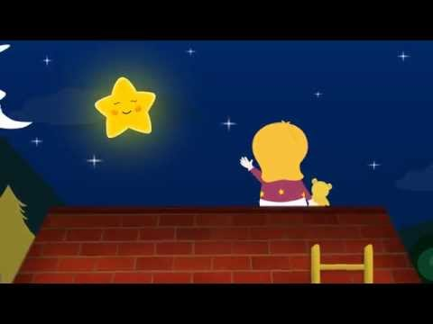 TWINKLE TWINKLE LITTLE STAR  | Nursery Rhyme Express | Animation | Sing Along | Children's Song