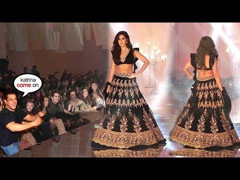 Xxx Mp4 Salman 39 S Khandaan Cheers For Katrina Kaif As She Walks At LakmeFashionShwo2019 3gp Sex